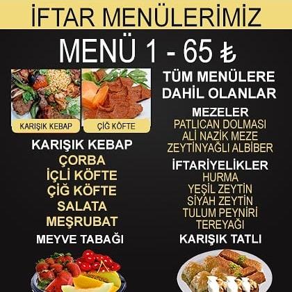 saray-sac-tava-istanbul-iftar menüleri