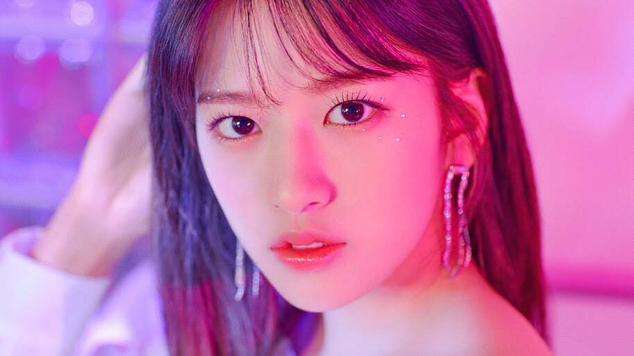 IZ*ONE, 아이즈원, Secret Story of the Swan, Yujin, 4K, #3.2158