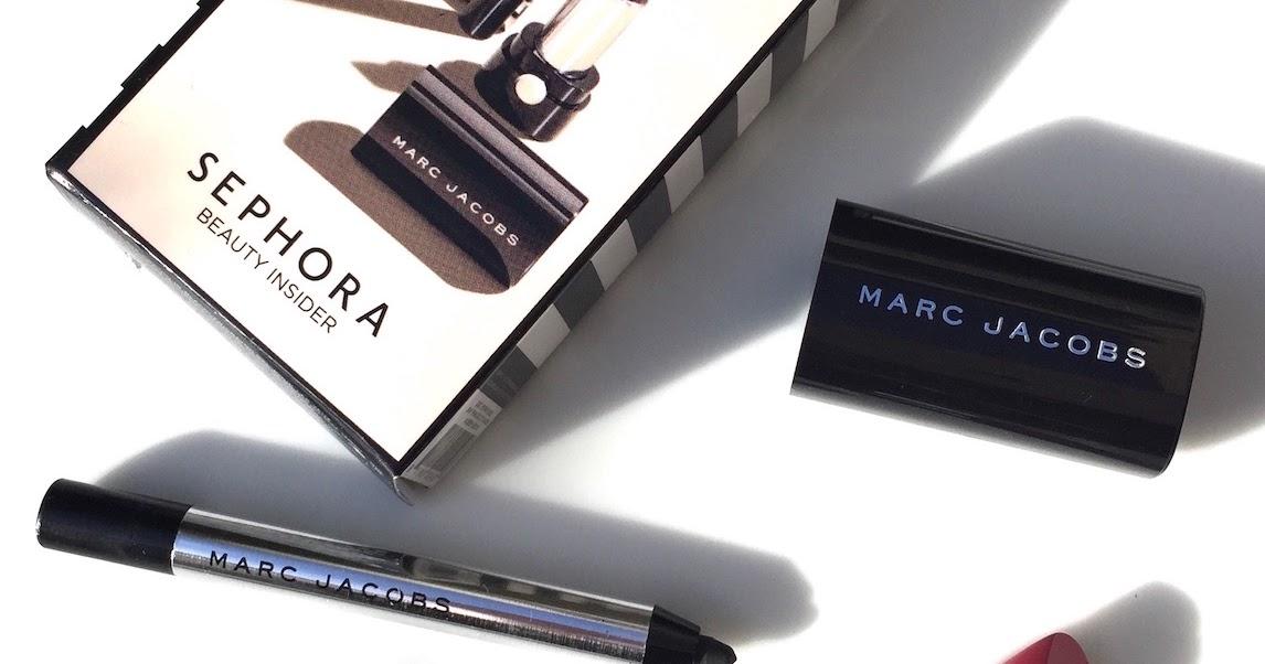Lolas Secret Beauty Blog Marc Jacobs Sephora Insider Birthday Gift 2016