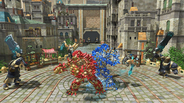 Knack 2 ya disponible en PlayStation 4
