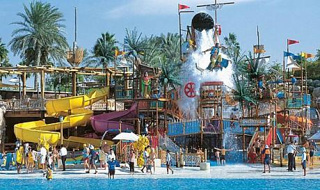 عروض خاصة من الحدائق الترفيهية والألعاب المائية في دبي: