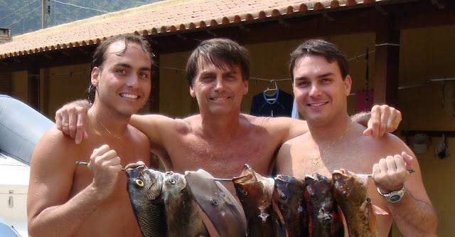 Irmão de Bolsonaro diz que ele pescava de canoa e vendia peixes na praça, em Eldorado