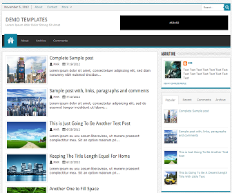 Top 5 Beautiful Responsive Blogger Templates 2015
