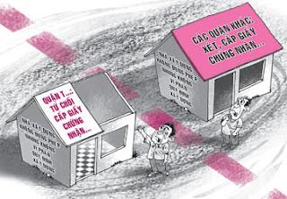 hướng dẫn thủ tục xin giấy phép xây dựng nhà ở