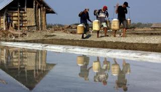 Provinsi Aceh Masih Impor Garam