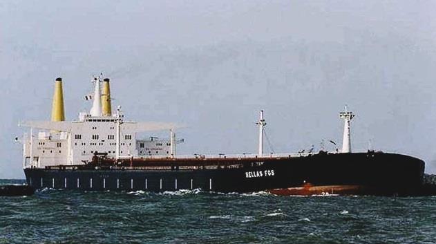 Kapal laut terbesar Prairial