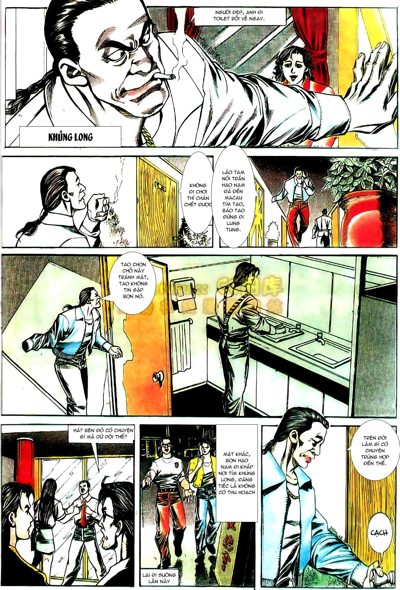 Người Trong Giang Hồ chapter 165: phong thái ngưu cô trang 28
