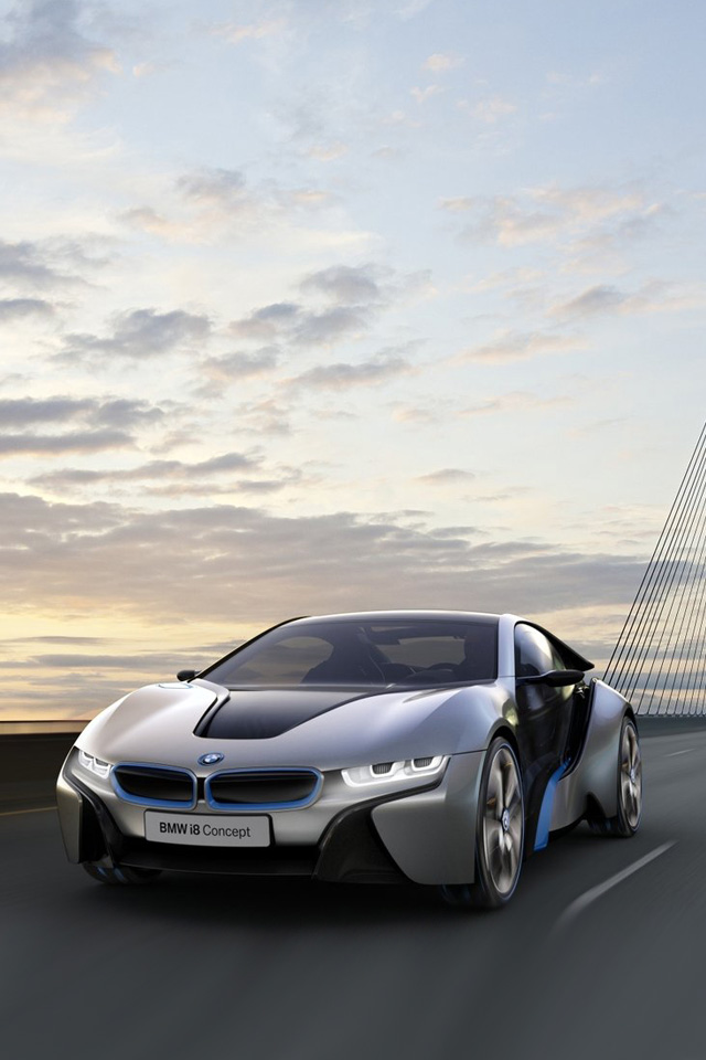 Iphone Desktop Wallpaper Bmw I8 Iphone New Themes
