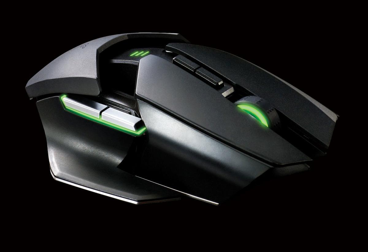 Cool Dowh New Razer Gaming Mouse 7 gambar  BLOG DOWH