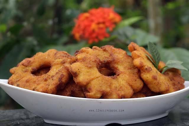 Crispy Fried Pineapple