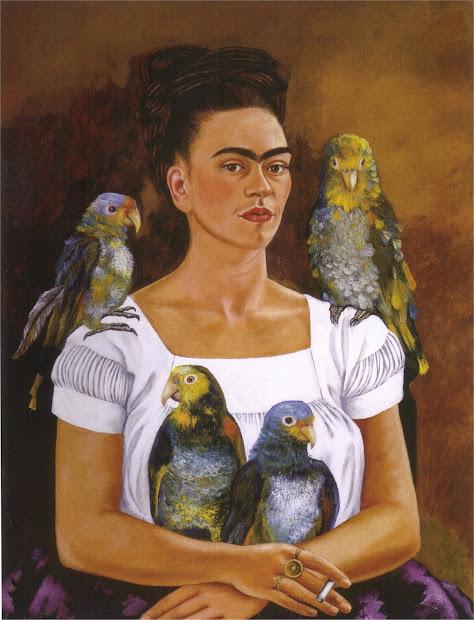 Maher Art Frida Kahlo