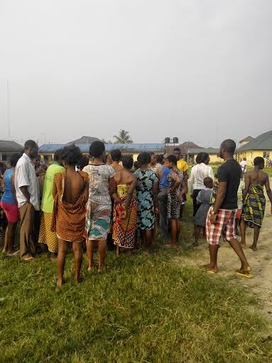 3 Young Girl Stopped From Trying To Commit su!cide In Bayelsa [See Photo]