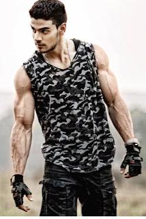 Sooraj Pancholi Body Workout Diet