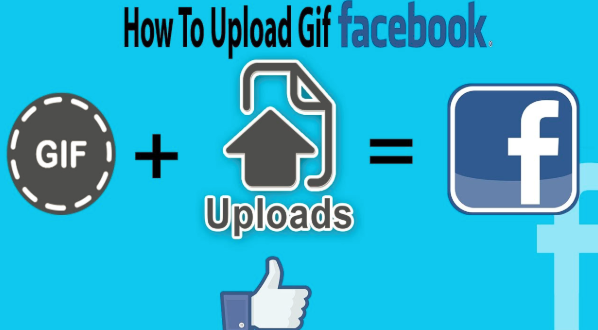 How Do You Upload A Gif To Facebook