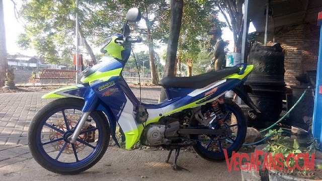 Jupiter Z Modif Road Race Standar Simple