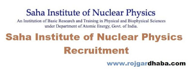 sinp-saha-institute-nuclear-physics-jobs