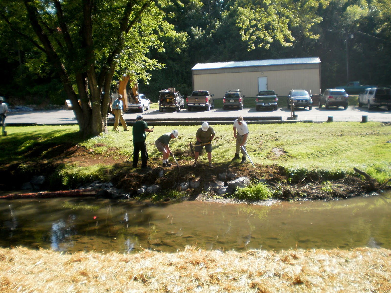 Monocacy Chapter of Trout Unlimited #491: 2015