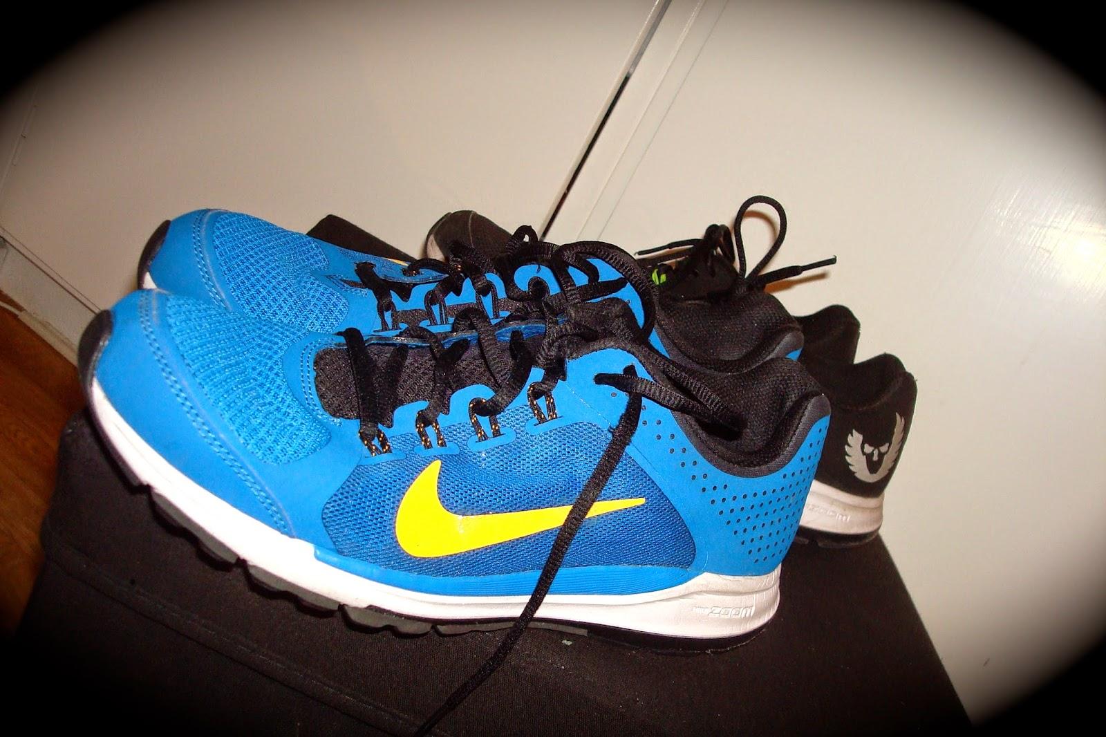 ad28358a1e2 Nike zoom elite 6. Som ni kan se på bilden är även detta en sko som jag  valt att satsa på – då menar jag i dubbelhet då jag slagit till på ...