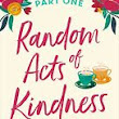 Random Acts of Kindness by Victoria Walters