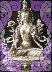 Statue of Tara | Wicca, Magic, Witchcraft, Paganism