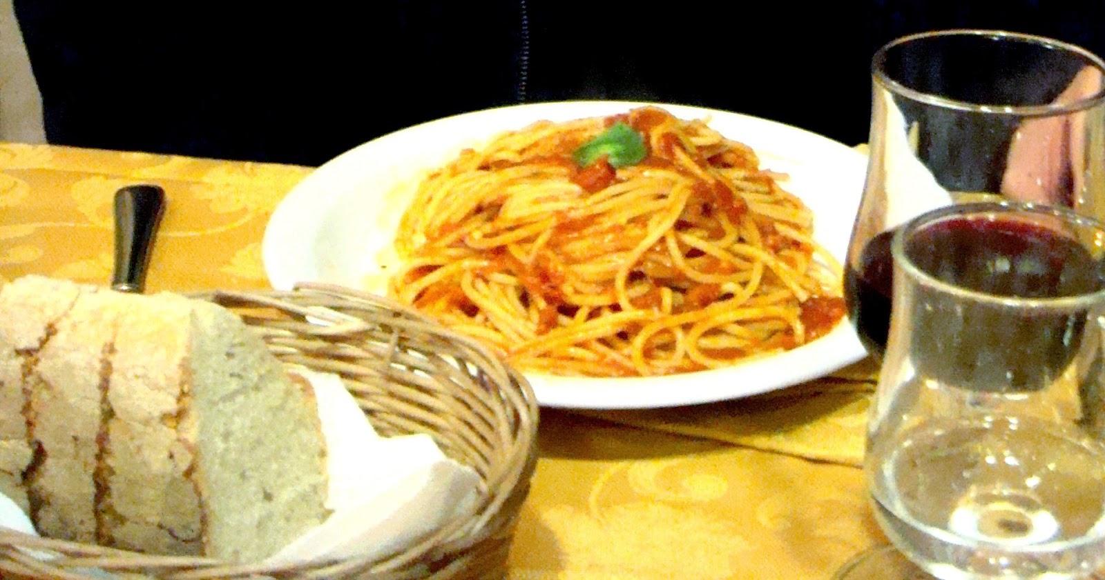 comidas em roma