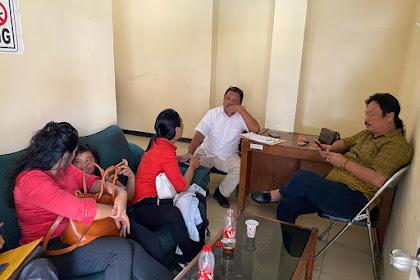 Drs Syafrial Bakri, SH.,MH. dan Rekan Advokat sedang menangani klaen di Pengadilan Karawang