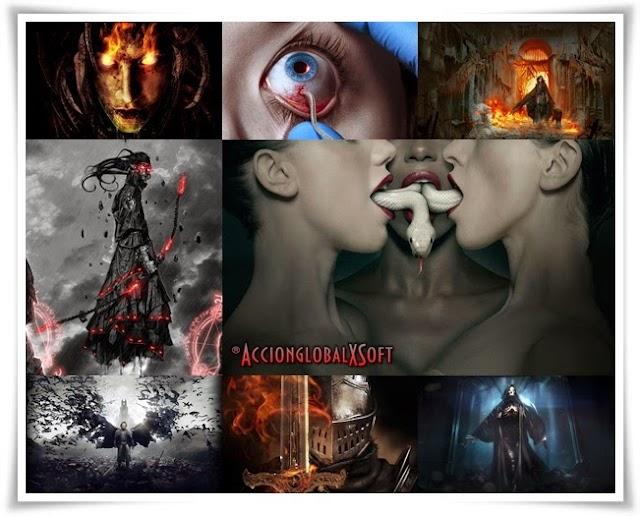 Wallpapers Terror, Demonios y Calaveras