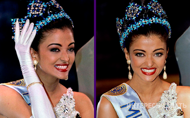В 1994 году она была признана самой красивой в мире: Вот как сейчас выглядит ее дочь