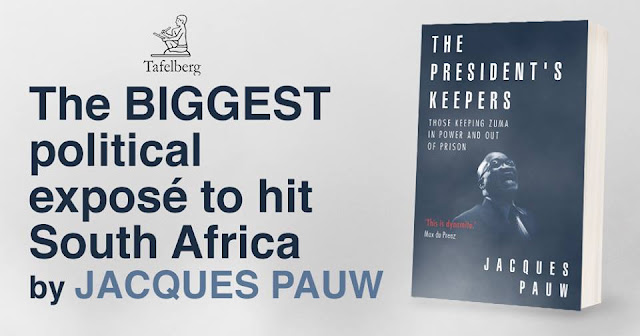 The BIGGEST political exposé to hit South Africa by JACQUES PAUW