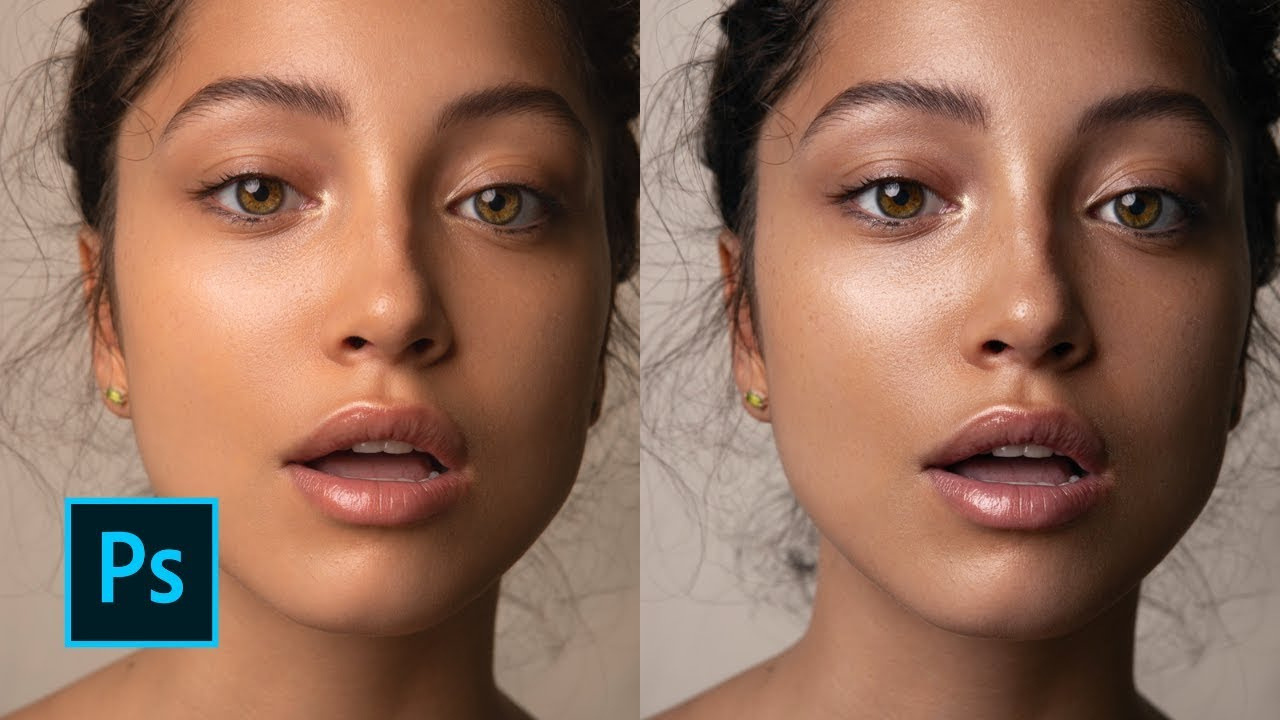 How to Correct Skin Tones: Skin tone Colour Grading Tutorial in Photoshop