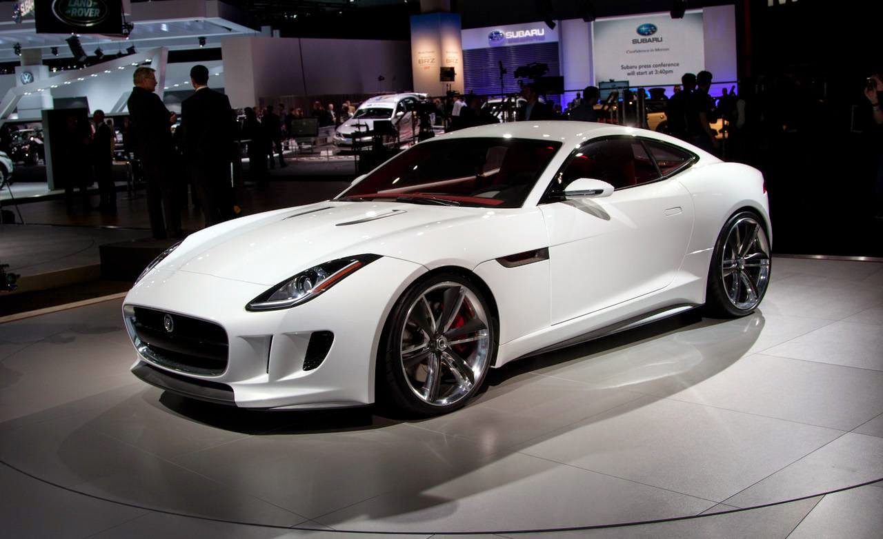 Super Exotic Sports Cars: The Jaguar Sports Car