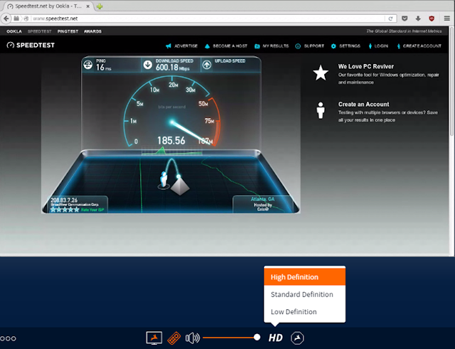 Internet At a High Speed Of 500Mbps FREE With Your Existing Connection