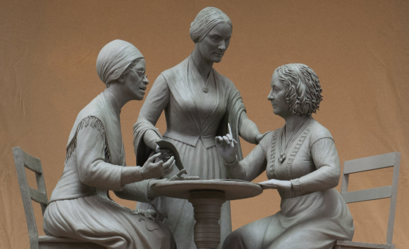New York City's Central Park Is Finally Getting A Statue Honoring Suffragettes