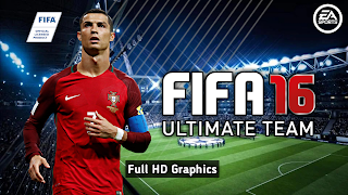 FIFA 16 Ultimate Team Android Full HD Graphics 1.3 GB
