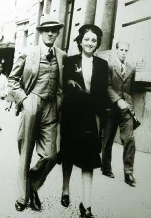 tancredo neves e esposa 1927
