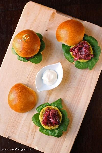 hamburger vegetariani broccoli ricetta
