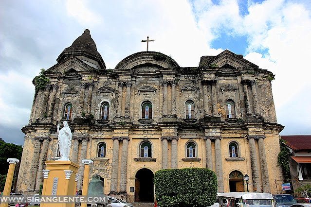 Taal Basilica Architecture