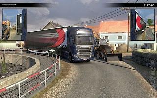 Scania Truck Driving Simulator (PC) 2012