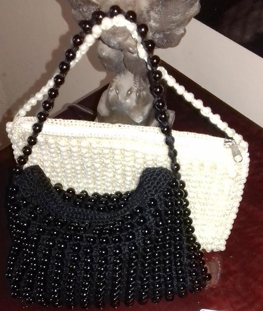 Bolsa De Mão Artesanal Passo A Passo : Marly thibes bolsa de croche com perolas diy facil passo