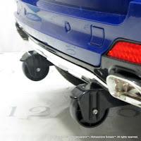 Mobil Mainan Aki Pliko PK9808N New BMW X5 2XL dengan Ban Karet