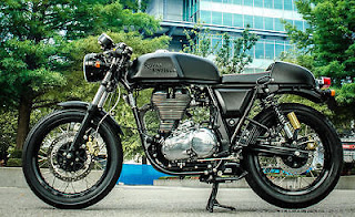 Royal Enfield Continental GT (Cafe Racer) Images | New Bikes