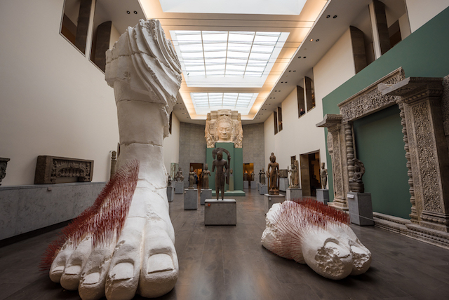 Exposições Museu Guimet em Paris