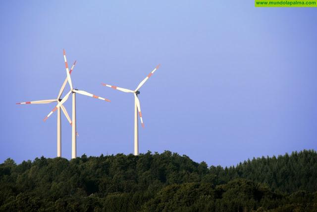 El Gobierno aprueba la ejecución de siete nuevos parques eólicos