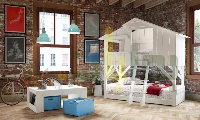غرف نوم اطفال 2019 - اجمل ديكورات وصورغرف نوم اطفال