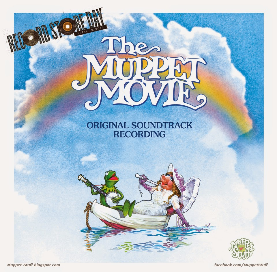 241 Best Muppet Greatness Images On Pinterest: Muppet Stuff: Record Store Day Exclusive: The Muppet Movie