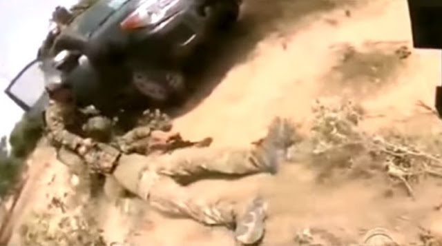 Βίντεο-σοκ: Τζιχαντιστές στήνουν ενέδρα και σκοτώνουν Αμερικανούς στρατιώτες