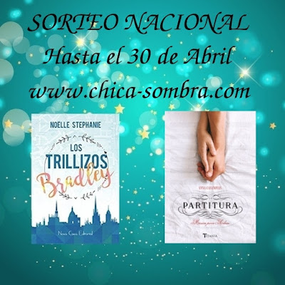 SORTEO: Chica-Sombra