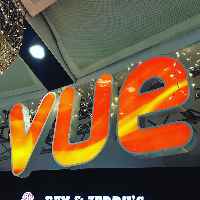 VUE cinema O2 Centre Finchley Road
