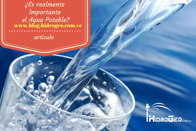¿Es realmente Importante el Agua Potable?