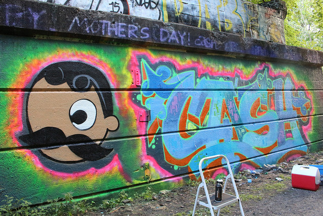 Hidden Philadelphia: Graffiti Pier {Guest Post by Expedition Jojo} | CosmosMariners.com